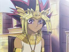Young Pharaoh Atem