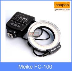24$  Watch more here - Meike FC-100 for Canon, Macro Ring Flash/Light MK FC100 for Canon 650D 600D 60D 7D 550D 1100D T4i T3i T3   #magazineonlinewebsite
