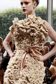 Christian Dior Fall 2010 Couture Fashion Show - Keke Lindgard
