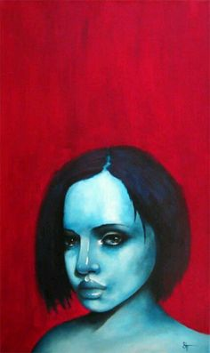 Dean McDowell The Blue Girl