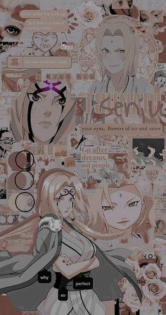 Tsunade Wallpaper, Naruto Wallpaper Iphone, Wallpapers Naruto, Anime Backgrounds Wallpapers, Wallpaper Naruto Shippuden, Cute Anime Wallpaper, Animes Wallpapers, Cute Wallpapers, Anime Naruto