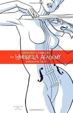 The Umbrella Academy : : Gerard Way