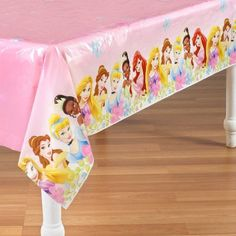 Disney Fanciful Princess Plastic Tablecover Party Accessory -- Want to know more, click on the image.