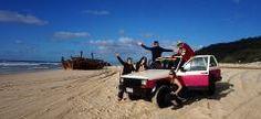 Fraser Island Group Getaway - 2 Days Fraser Island, Adventure, Group, Day, Fairytail, Adventure Nursery, Fairy Tales