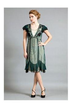 Green empire waist dress http://www.natayadresses.com/658-thickbox/romantic-glamour-gown.jpg