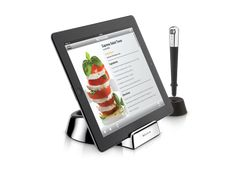 Belkin Chef Stand & Stylus Silver accessories from AT&T