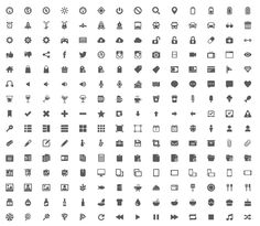 Pack de 600 iconos gratis