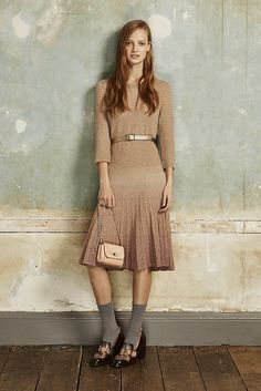 LOOK | 2015 PRE-FALL COLLECTION | MULBERRY | COLLECTION | WWD JAPAN.COM