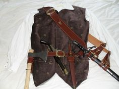 Replica 1652 Dutch Baldric by lettersofmarqueuk on Etsy, £135.00