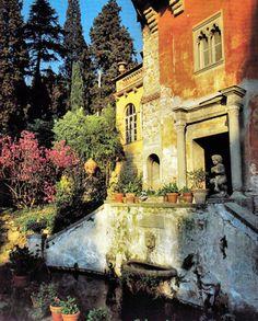 Old Villa in Italy