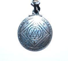 Talisman for Good Luck Pendant – Celtic Pewter Jewellery