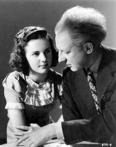 "Deanna Durbin, Leopold Stokowski ""One Hundred Men and a Girl"" (1937)"