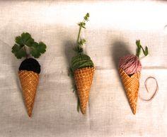 Yarn love from Tukuwool Planter Pots, Nice, Nice France