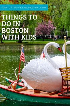 Things to do in Boston with kids including museums tourist attractions theater and parks. Travel Tips Tips Travel Guide Hacks packing tour Best Family Vacations, Family Cruise, Family Travel, Cruise Vacation, New England Cruises, New England Travel, Boston With Kids, In Boston, Travel Usa
