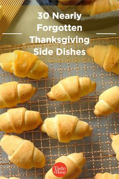 30 Nearly Forgotten Thanksgiving Side Dishes Vintage Thanksgiving, Thanksgiving Side Dishes, Thanksgiving Recipes, Holiday Recipes, Smoked Oysters, Candied Carrots, Ambrosia Salad, Gourmet Cooking, Holiday Side Dishes