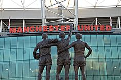 A photo taken by me @ Old Trafford