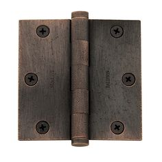 "3-1/2"" x 3-1/2"" Baldwin Architectural Hinges - Multiple Finishes Available"
