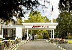 When I stayed there it was the Gosforth Park Hotel.