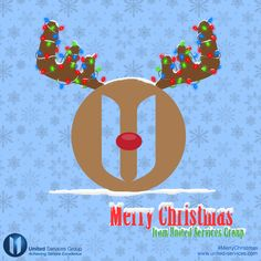 Merry Christmas from United Services Group! #Christmas