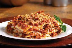 Three Layer Lasagna with Ricotta and Meat Sauce   Barilla