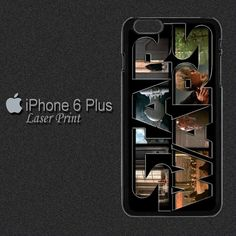 Iphone 6 Plus Case, 6 Case, Creative Design, Hong Kong, Plastic, Studio, Unique, Study, Studying