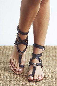 Livingston Sandals - Black Buy Online Now!