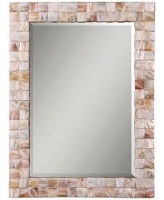 Uttermost Vivian Mirror - Mirrors - For The Home - Macy's