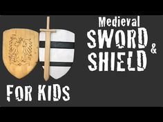 Meč & Štít pro děti, projekt z paletového dřeva - YouTube