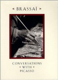 Conversations with Picasso: Brassaï, Jane Marie Todd: 9780226071480: Amazon.com: Books