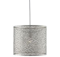 Featuring an exotic and intricate pattern, the Casablanca Easy Fit Metal Light is perfect for anyone thatappreciates elegance. Inspired by Morocco and the arch