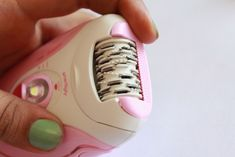 How to Properly Use an Epilator (With tips, tricks, and extra products to use to get a close shave without redness and little pain)