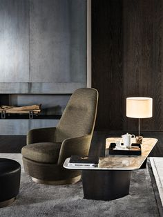 The Italian furniture brand, Minotti, in collaboration with one of the greatest italian designers, Rodolfo Dordoni, achieved Jacques collection that blends a va Minotti Furniture, Deco Furniture, Home Furniture, Furniture Design, Furniture Buyers, Luxury Furniture, Italian Furniture Brands, Interior Design Presentation, Sofa Side Table
