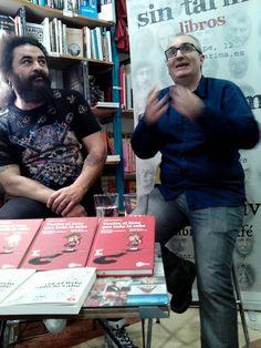 Miguel Ángel Rodríguez 'El Sevilla' y Vuelve el listo que todo lo sabe (presentación en Madrid)