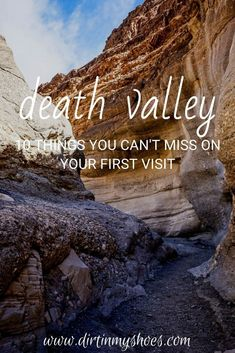 There are so many things to do in Death Valley National Park, but I've narrowed it down to a short list of things you really can't miss. I've also included a bunch of helpful information to help you navigate through Death Valley and make the most of your time. Have a great adventure! National Park Camping, Grand Teton National Park, National Parks, Living In Colorado, Death Valley National Park, Road Trip Essentials, Best Hikes, Greatest Adventure, Trip Planning