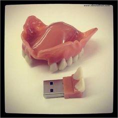 High tech dentures
