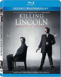 Killing Lincoln (Blu-ray + Digital Copy) Blu-ray ~ Billy Campbell, A riveting historical narrative of the heart-stopping events surrounding the assassination of Abraham Lincoln and the first work of history from mega-bestselling author Bill O'Reilly.