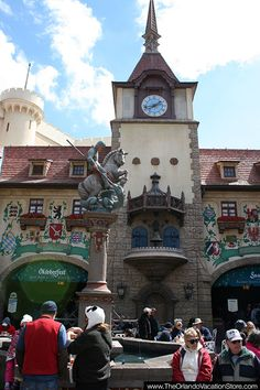 Disneys EPCOT in Pictures - The World Showcase