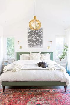 We asked feng shui expert Laura Cerrano for ways to improve the energy in a bedroom, and here are her 10 tips that could help you get a better night's rest.