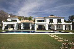 Villa for Rent in Sierra Blanca, Costa del Sol