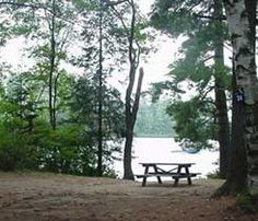 Rollins Pond Campground in the Adirondack Mountains...no better place to be