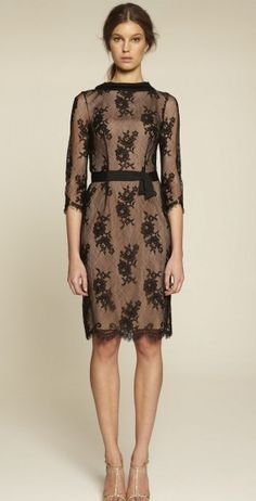 Classic LBD by Collette Dinnigan