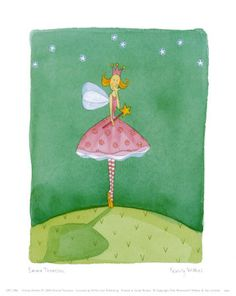 Felicity the Fairy artwork. Might need to order just for the name :)