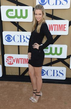 A.J. Cook Photos  - CW, CBS And Showtime 2013 Summer TCA Party - Arrivals - Zimbio