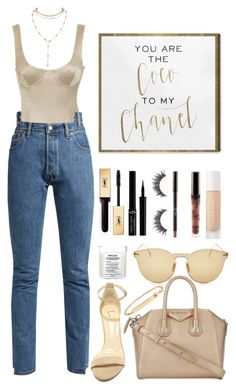 """The Coco to my Chanel"" by jenwolf2121 ❤ liked on Polyvore featuring Vetements, LULUS, Illesteva, Givenchy, Maison Margiela, A.P.C., Yves Saint Laurent, Giorgio Armani, Puma and Oliver Gal Artist Co."