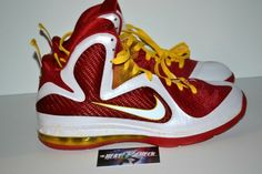 Nike LeBron 9 Fairfax  Home  PE - Another Look Before the Nike LeBron 9  Elite drops for the 2012 NBA Playoffs bd5ee72ce4