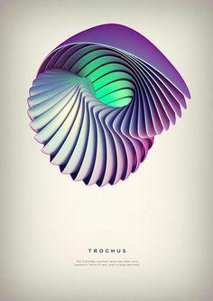Revolved Forms by Črtomir Just