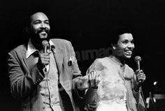 """Beginning in 1964 Gaye was teamed with Mary Wells for """"Once Upon a Time"""" (Number and """"What's the Matter With You"""" (Number . Tammi Terrell, Billy Idol, Marvin Gaye, Sweet Soul, Music Film, Soul Music, Motown, Classical Music, Wells"""