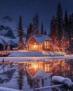***Emerald Lake Lodge (Yoho, BC) by Mark Jinks (@markjinksphoto)
