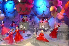 Dior#Printemps#Paris#christmas#2012