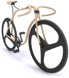 Bem Legaus!: Bicicleta de madeira                                                                                                                                                                                 Mais
